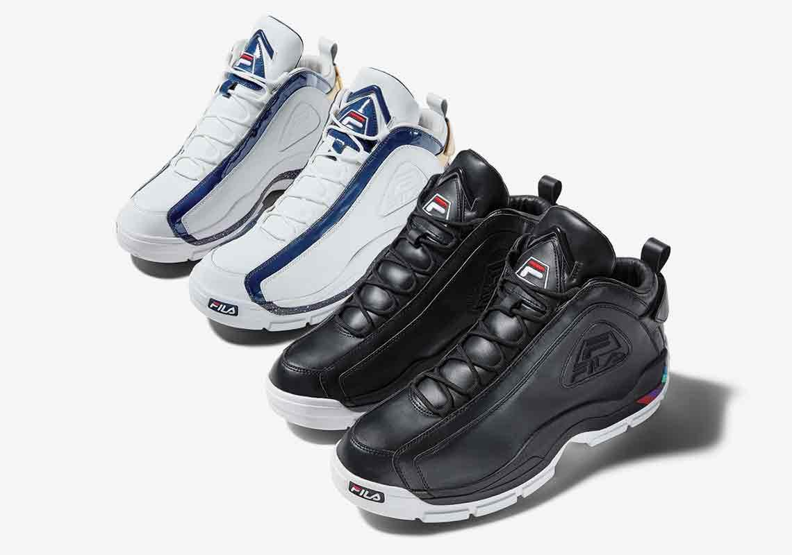 Grant Hill – Official Website | FILA To Honor Grant With ...